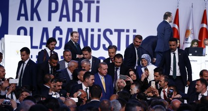 pA new era in the ruling Justice and Development Party (AK Party) with President Recep Tayyip Erdoğan's chairmanship began with several changes including a youthful party administration in efforts...