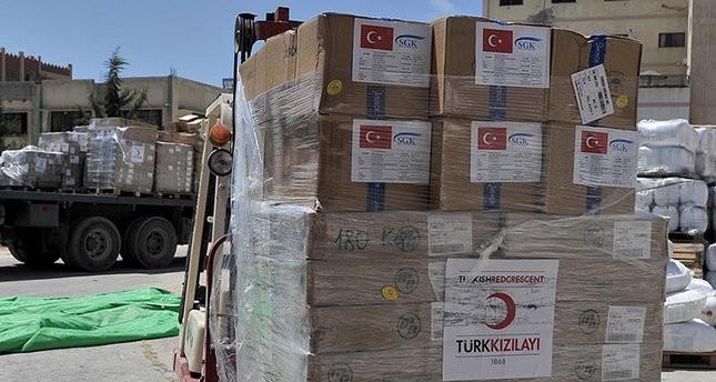 كن أملًا للإنسانية حملة تركية لإغاثة اليمن وإفريقيا بدعوة من أردوغان