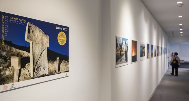 """Belgrade is hosting the """"Göbeklitepe Exhibition"""" during Turkey Week."""