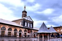 Surrounded by the imposing 5.8-kilometer black basalt city walls, the second longest in the world after the Great Wall of China, Diyarbakır, situated along the banks of the Tigris River, with first...