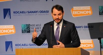 وزير المالية التركي: بدأنا عملية إصلاح ضريبي لموقع أكثر تنافسية عالمياً