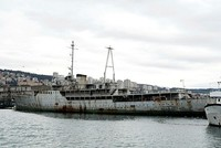 Tito's legendary rusting yacht set for overhaul