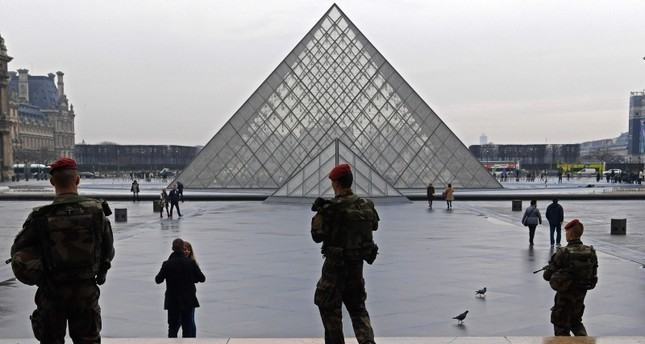 Outrage as France plans to use army on 'yellow vests'
