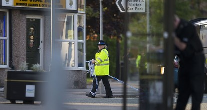 pBritish police have arrested a ninth man in connection to the Manchester arena bombing while continuing to search addresses associated with the bomber who killed 22 people and injured dozens...