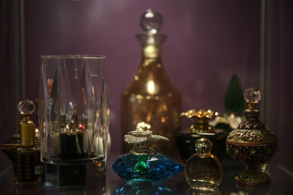 Fragrence expert Bihter Tu00fcrkan Ergu00fclu2019s reproduction of the 17th century Ottoman perfume u201cAsr-u0131 Saadet.u201d