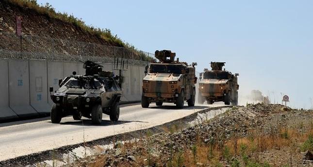 القوات التركية تُسيّر دورية جديدة في منبج السورية