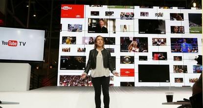 pAls Konkurrenz zum traditionellen Kabelfernsehen und zu Bezahlsendern bringt YouTube in den USA einen eigenen Fernsehdienst an den Start./p  pYouTube TV richte sich an Fernsehzuschauer, die...