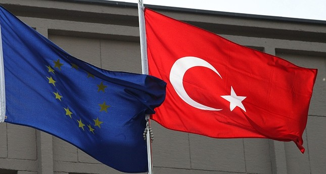 Permanent Delegation of Turkey to EU returns EP's Turkey report