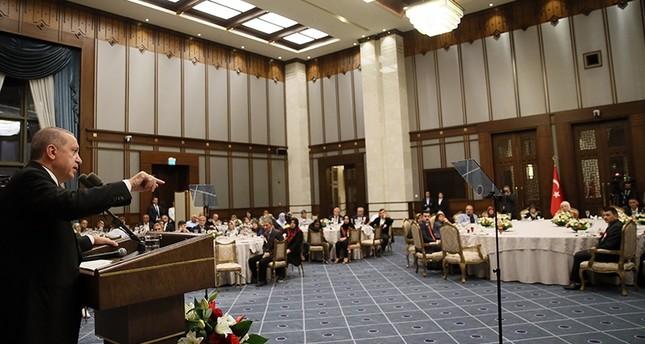 أردوغان: الصمت على الطغيان الإسرائيلي سيجر العالم إلى فوضى قطاع الطرق