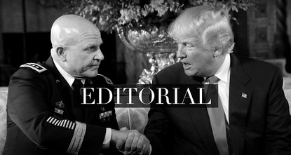 pOn Tuesday evening, U.S. National Security Adviser Gen. H. R. McMaster spoke at Policy Exchange in Washington, recalled that radical Islamist ideology is a grave threat to all civilized people and...