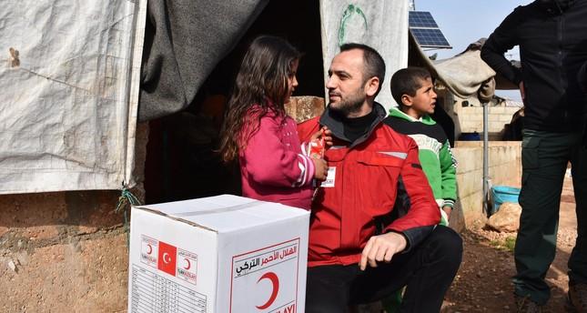 الهلال الأحمر التركي.. 150 عاماً من العطاء