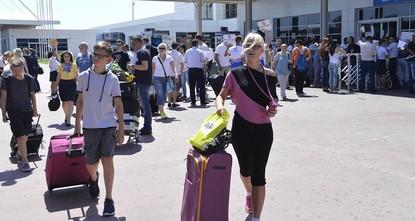 pDie Zahl der Touristen, die den beliebtesten türkischen Ferienort Antalya besuchten, übertraf im Oktober mit fast zehn Millionen Besuchern, die Zahl vom letzten Jahr. 2016 waren etwa 6,5 Millionen...