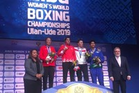 One gold, two silver medals for Turkey in boxing