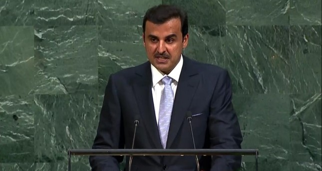 Unjust blockade, efforts to destabilize a sovereign country is terrorism, says Qatari Emir