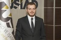 رئيس فرع الشباب فيجمعية رجال الأعمال والصناعيين الأتراك المستقلين موصياد، أنغين آقداغ