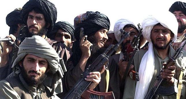 صورة أرشيفية لمقاتلي طالبان