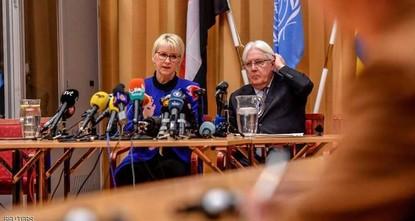 بماذا وصف سفراء الدول الخمس دائمة العضوية مشاورات السويد؟