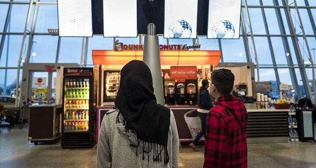 محكمة العدل الأوروبية تجيز للمؤسسات حظر الحجاب والرموز الدينية