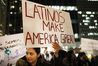 Organizers in cities across the U.S. are telling immigrants to miss class, miss work and not patronize businesses Thursday.