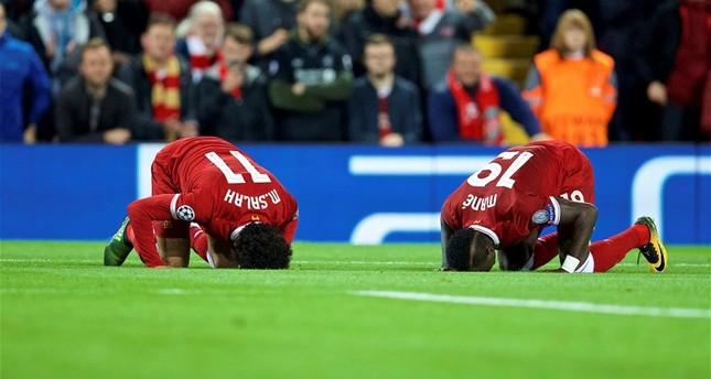Салах и Мане отказались прерывать пост в день матча