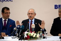 Main opposition CHP chairman Kılıçdaroğlu criticized for legitimizing domestic violence in remarks saying it's only normal for a man to take his anger out on his wife if he can't make ends...