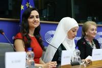Turkish teacher receives women's leadership award from European Parliament