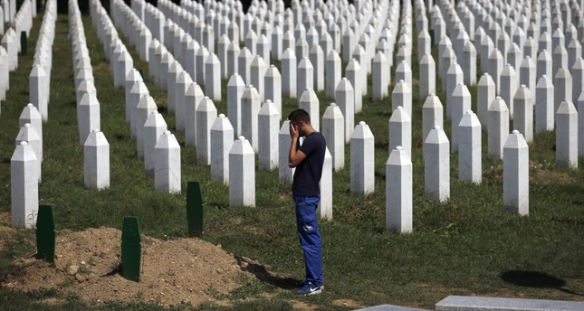 Dutch court denies the Netherlands' liability for Srebrenica