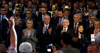 CHP puts economy at center in election campaign