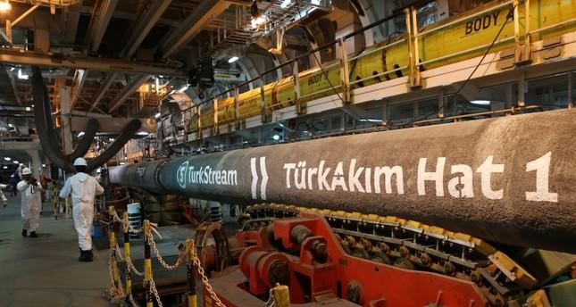 TurkStream gas pipeline to pass through Bulgaria, energy minister