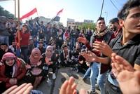 ارتفاع عدد قتلى احتجاجات العراق إلى اثنين وعشرات المصابين
