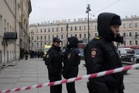 2 dead after gunman shoots inside Russian intelligence office in far east