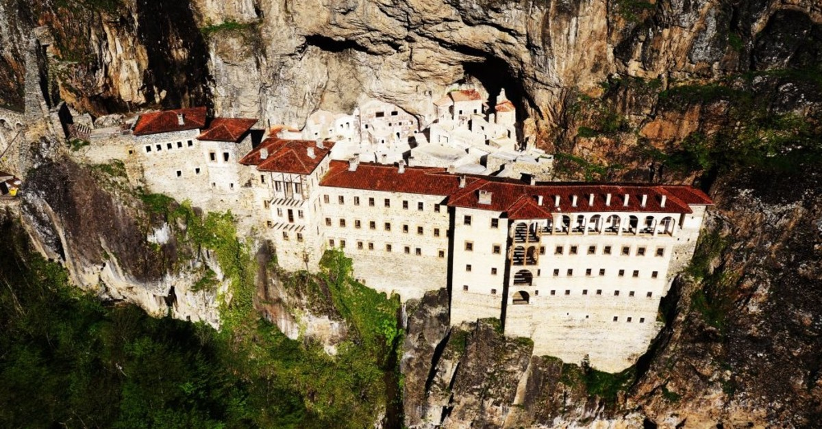 After all the work is complete in the monastery and its complex, the Culture Ministry will initiate procedures to introduce it as a permanent site on UNESCO's World Heritage List.