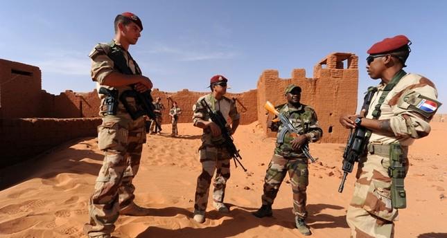 جنود فرنسيون في مالي (من الأرشيف)