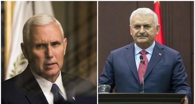 يلدريم يحث واشنطن على الحراك بثقل أكبر في الأزمة السورية