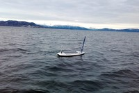 Robot sailboat becomes first unmanned vessel to cross Atlantic