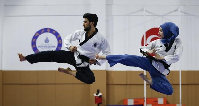 Kübra Dağlı and Emirhan Muran plan to organize events in Turkey to make taekwondo more familiar with the public.