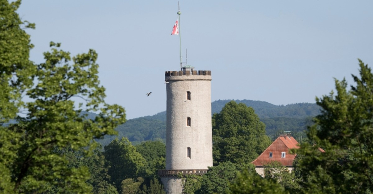 In this May 27, 2017 file photo, a castle is pictured in Bielefeld, Germany (AP Photo)