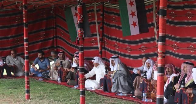 مجلس القبائل والعشائر السورية يدعو نبع السلام لتحرير منبج