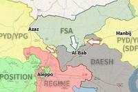 YPG advances west of Euphrates towards al-Bab despite US pledges