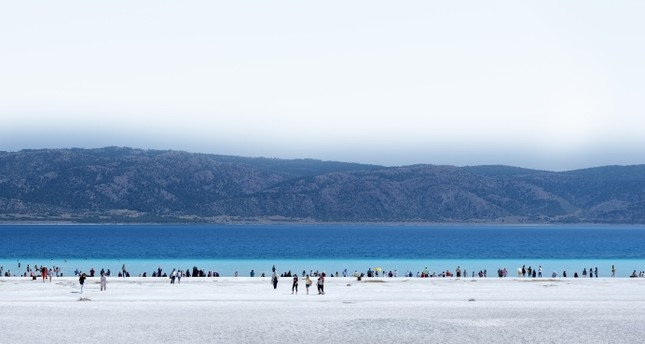 Lake Salda, new location for freshwater free diving records
