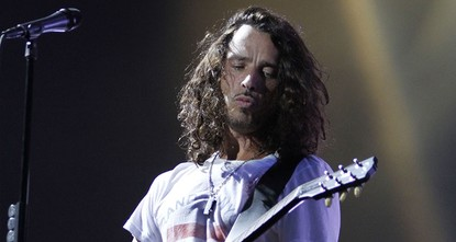 pRocker Chris Cornell, who gained fame as the lead singer of the bands Soundgarden and Audioslave, has died at age 52, and police said Thursday that his death is being investigated as a possible...