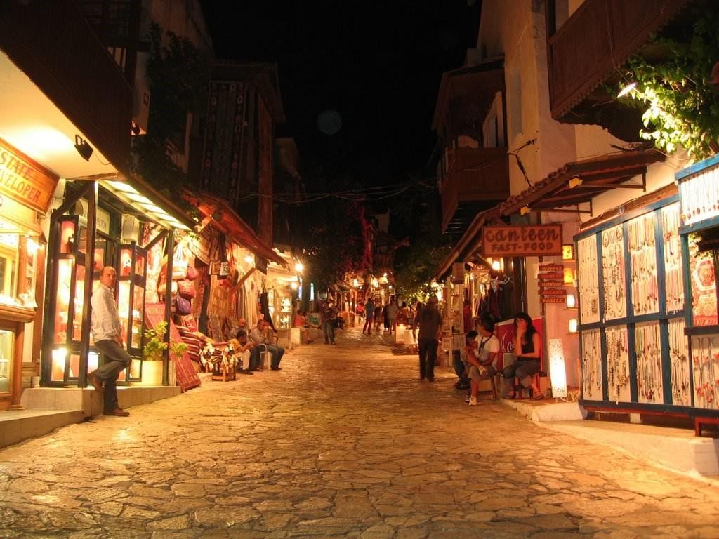 10-Uzunçarşı, Antalya
