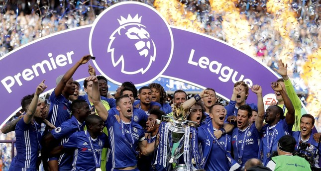 Record payout for English Premier league champions Chelsea