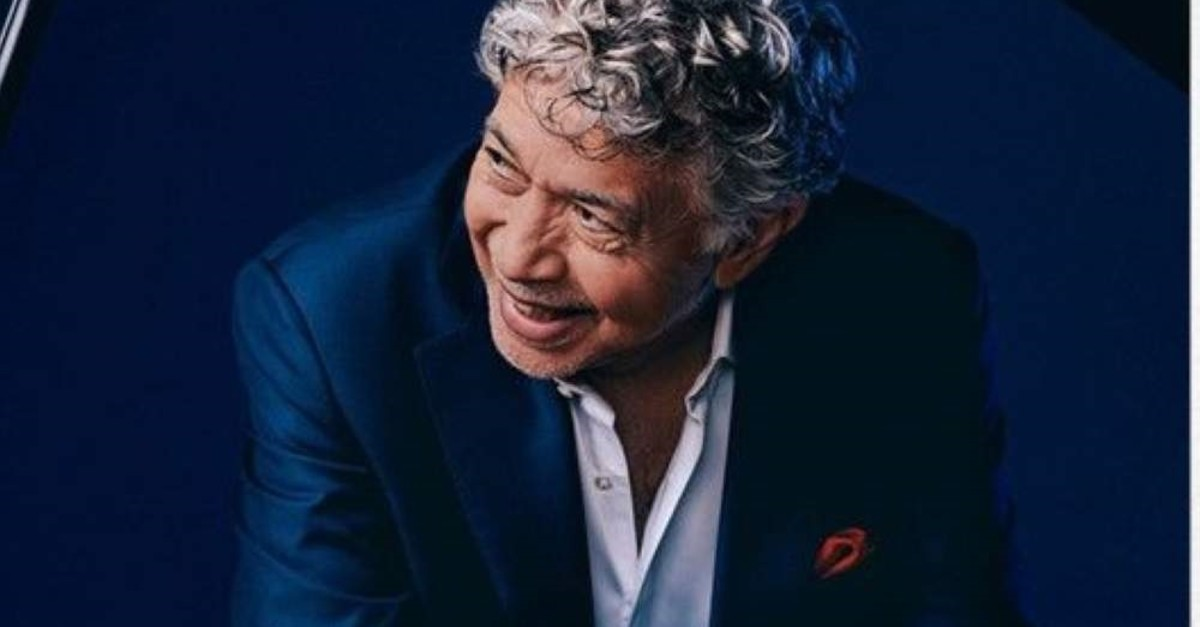 Jamaican pianist Monty Alexander's repertoire comprises of various genres, including gospel music, calypso and reggae. (Courtesy of CRR Concert Hall)