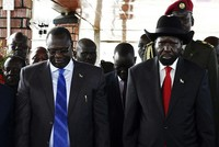 South Sudan rebel chief refuses to sign final peace deal