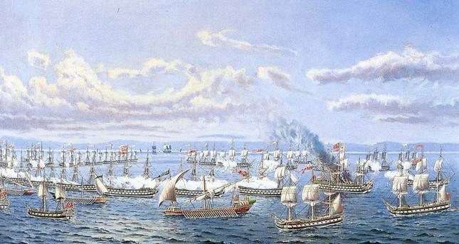 The conquest of Cyprus 448 years ago and dominance in East Med