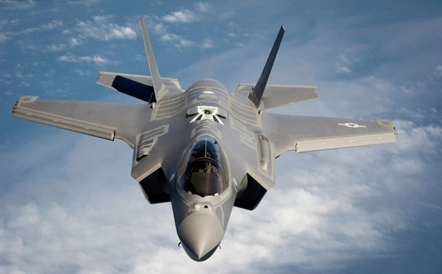 Chinese-owned company produces key circuit boards for F-35