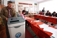 Kyrgyzstan's presidential election on Oct. 15 bolstered the country's democratic transition in Central Asia where constitutional autocracies under all-powerful, life-long rulers have become a form...