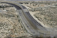Israel opens 'Apartheid Road' dividing Palestinians, settlers in occupied West Bank