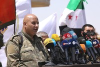 US-backed SDF spox Talal Sillo defects from PKK-aligned group, crosses into Turkey